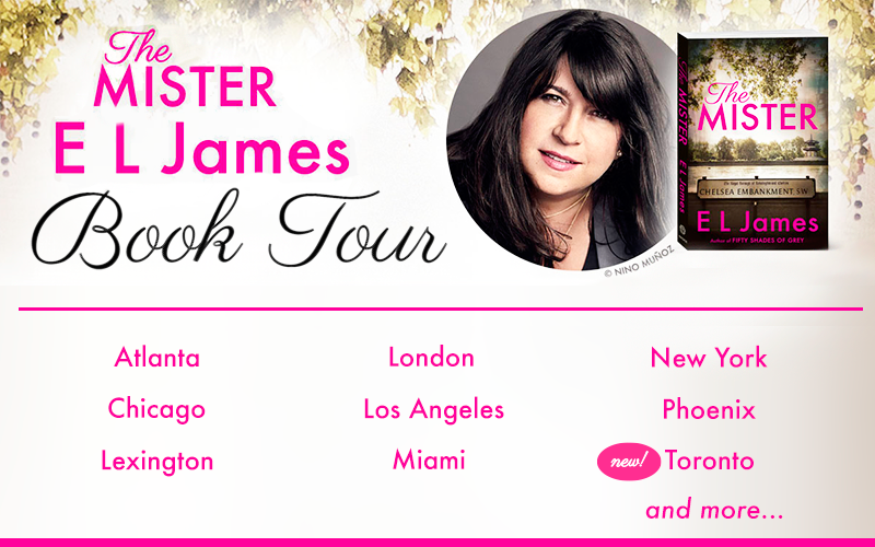 The Mister - Book Tour